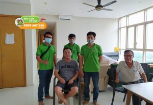 Anh Nam 1-The Vista quận 2
